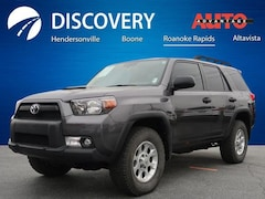 Used 2013 Toyota 4Runner Trail SUV for sale in Hendersonville, NC