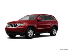 Used 2012 Jeep Grand Cherokee Laredo SUV for sale in Hendersonville, NC