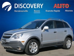 Used 2012 Chevrolet Captiva Sport 2LS SUV for sale in Hendersonville, NC