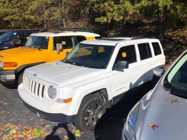 2015 Jeep Patriot High Altitude SUV