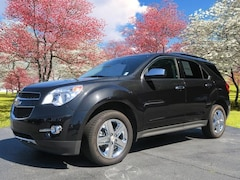 Used 2015 Chevrolet Equinox LTZ SUV for sale in Hendersonville, NC