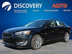 Used 2014 Kia Cadenza Premium Sedan for sale in Hendersonville NC