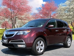 Used 2011 Acura MDX 3.7L SUV for sale in Hendersonville, NC