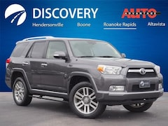 Used 2012 Toyota 4Runner Limited SUV for sale in Hendersonville, NC