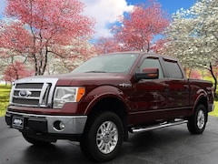 Used 2010 Ford F-150 Lariat Truck for sale near Asheville