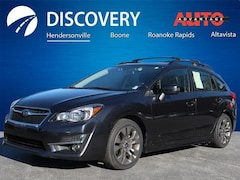 Used 2016 Subaru Impreza 2.0i Sport Limited Hatchback for sale in Hendersonville, NC