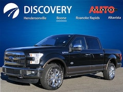 Used 2015 Ford F-150 King Ranch Truck for sale near Asheville