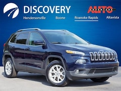 Used 2014 Jeep Cherokee Latitude SUV for sale in Hendersonville, NC
