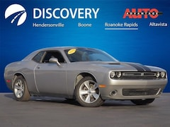 Used 2016 Dodge Challenger SXT Coupe for sale near Asheville