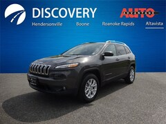 Used 2018 Jeep Cherokee Latitude Plus SUV for sale in Hendersonville, NC