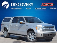 Used 2014 Ford F-150 Lariat Truck for sale near Asheville
