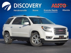 Used 2016 GMC Acadia SLT-1 SUV for sale in Hendersonville NC