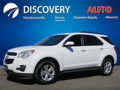 Used 2013 Chevrolet Equinox LT SUV for sale in Hendersonville, NC