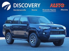 Used 2018 Toyota 4Runner TRD Off-Road SUV for sale in Hendersonville, NC