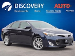 Used 2013 Toyota Avalon Limited Sedan for sale in Hendersonville, NC