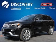 Used 2015 Jeep Grand Cherokee Summit SUV for sale in Hendersonville, NC