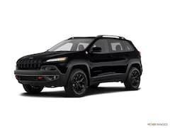 Used 2018 Jeep Cherokee Latitude SUV for sale in Hendersonville, NC