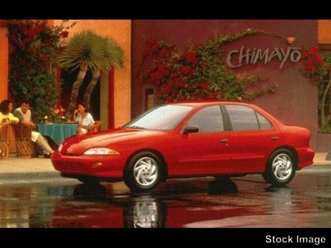 1999 Chevrolet Cavalier Base Sedan