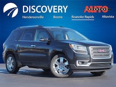 Used 2017 GMC Acadia Limited Limited SUV for sale in Hendersonville NC