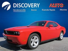 Used 2010 Dodge Challenger SE Coupe for sale near Asheville