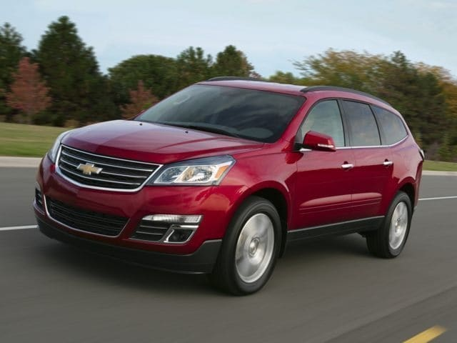 Used Chevy Traverse >> Used Chevy Traverse Lakewood Colorado Review Inventory Features