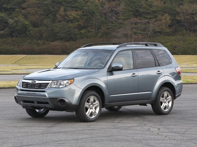 Used subaru forester review