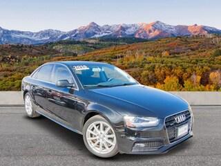 2015 Audi A4 2.0T Premium (Tiptronic) Sedan