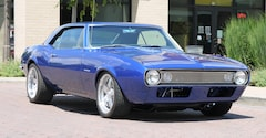 Used Luxury 1967 Chevrolet Camaro Sport  Restomod Coupe For Sale in Brentwood
