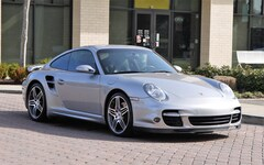 Used Luxury 2007 Porsche 911 Carrera Turbo Coupe For Sale in Brentwood