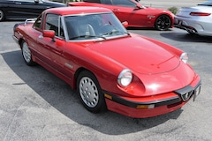 Used Luxury 1988 Alfa Romeo Spider Quadrifoglio Convertible For Sale in Brentwood