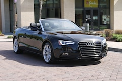 Used Luxury 2014 Audi A5 2.0T Premium (Tiptronic) Convertible For Sale in Brentwood
