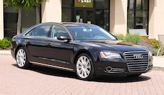 Used Luxury 2013 Audi A8 L 3.0 Quattro Sedan For Sale in Brentwood