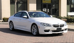 Used Luxury 2016 BMW 640XI Gran Coupe M-Sport Sedan For Sale in Brentwood