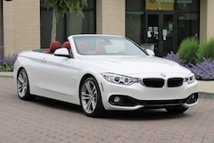 Used Luxury 2016 BMW 428i SULEV Convertible For Sale in Brentwood