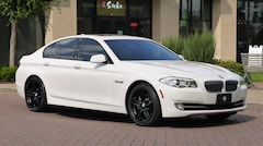 Used Luxury 2012 BMW 535i Sedan For Sale in Brentwood