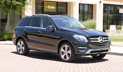 Used Luxury 2017 Mercedes-Benz GLE 350 4-Matic SUV For Sale in Brentwood