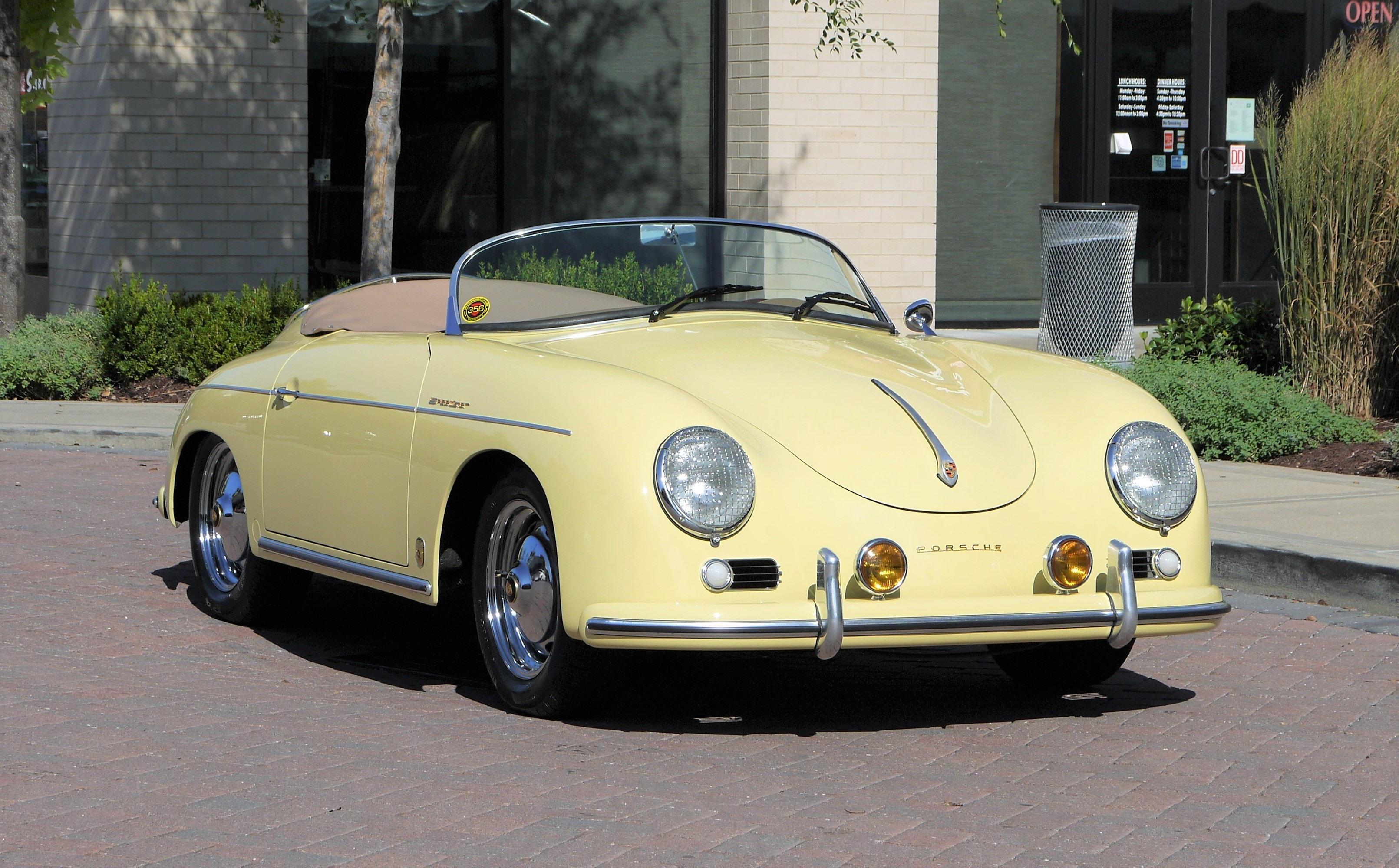 1961 Porsche Re-Creation Speedster 356 Cabriolet