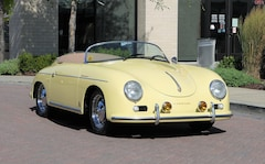 Used Luxury 1961 Porsche Re-Creation Speedster 356 Cabriolet For Sale in Brentwood