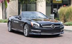 Used Luxury 2013 Mercedes-Benz SL65 AMG Convertible For Sale in Brentwood