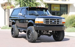 Used Luxury 1995 Ford Bronco Eddie Bauer SUV For Sale in Brentwood