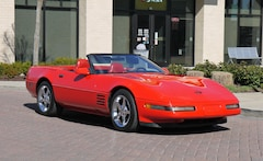 Used Luxury 1994 Chevrolet Corvette Convertible For Sale in Brentwood
