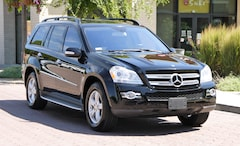 Used Luxury 2008 Mercedes-Benz GL 450 7-Passenger SUV For Sale in Brentwood