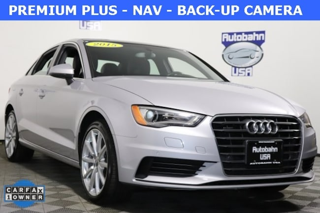 2015 Audi A3 2.0T Premium Plus Sedan Westborough, MA