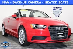 Used 2016 Audi A3 2.0T Premium Convertible in Westborough, MA