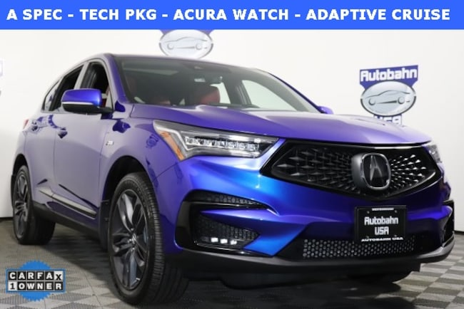 2019 Acura RDX A-Spec Package SUV Westborough, MA