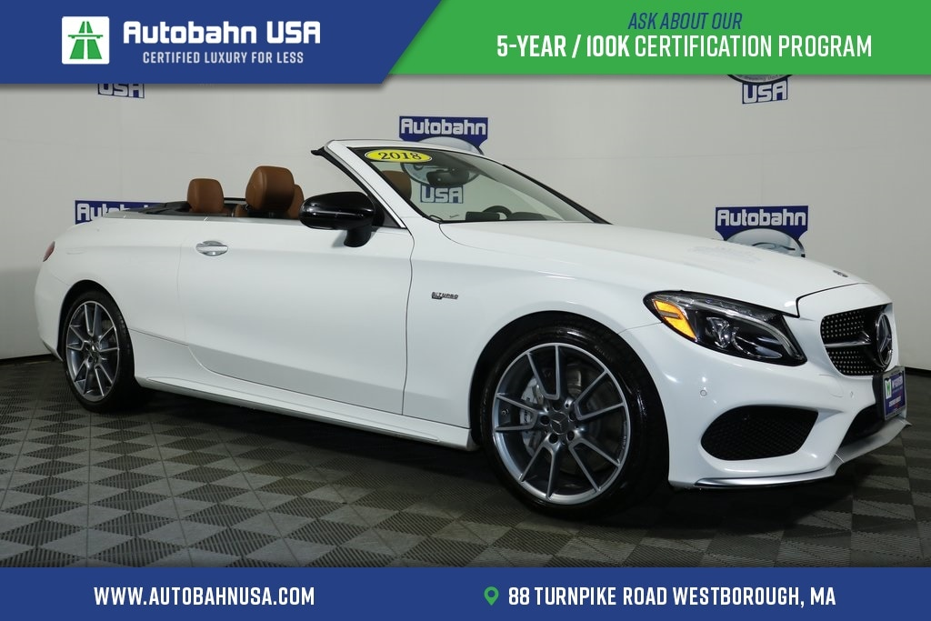 Used Mercedes Benz C Class Westborough Ma