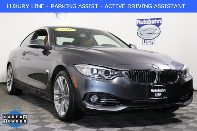 2016 BMW 4 Series 435i Xdrive Coupe Westborough, MA