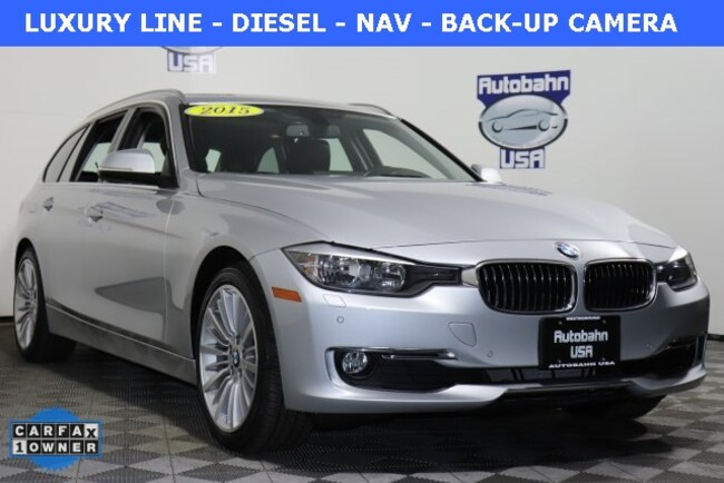 2015 BMW 3 Series 328d Xdrive Wagon Westborough, MA