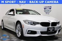 2016 BMW 4 Series 428i Xdrive Coupe