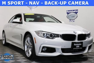 Used 2016 BMW 4 Series 428i Xdrive Coupe Boston